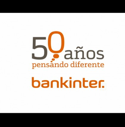 Bankinter 50 años