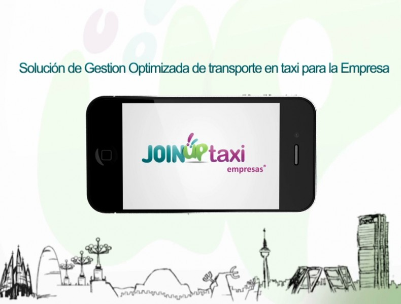 JoinUp Taxi empresas