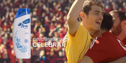 H&S World Cup Iker Casillas