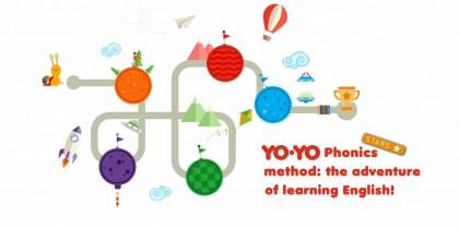 Yo-yo Phonics STARS 2016