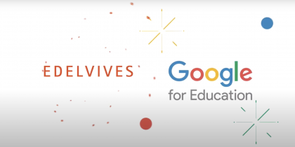 Edelvives and Google for education