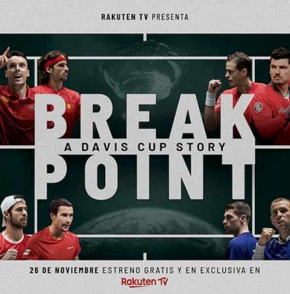 Break Point: a Davis Cup History